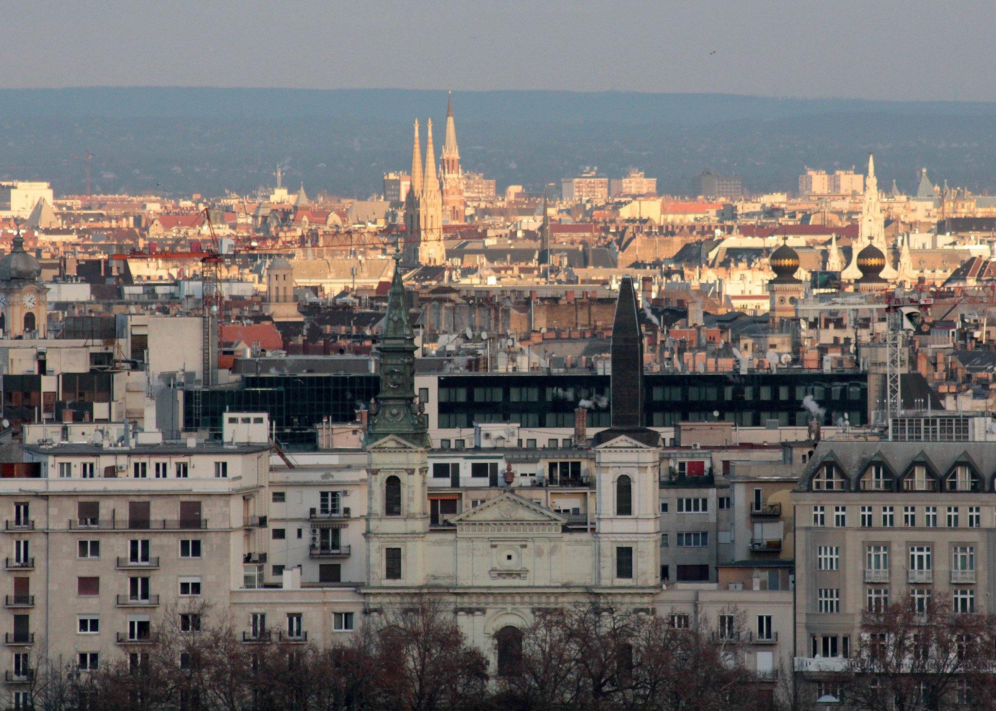 Budapest lakáspiac