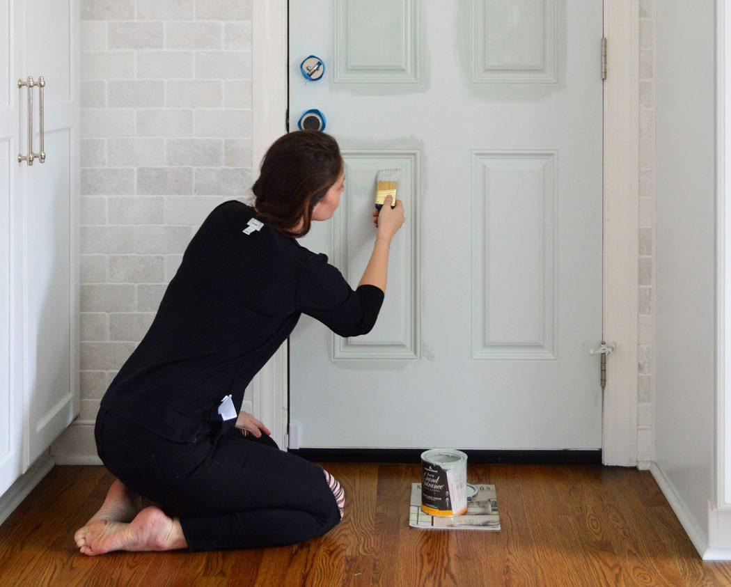 ajtók mázolása